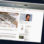 Mise en situation du site du ministère de la culture et de la communication par Laurent Olivares Consultant Internet à Nantes